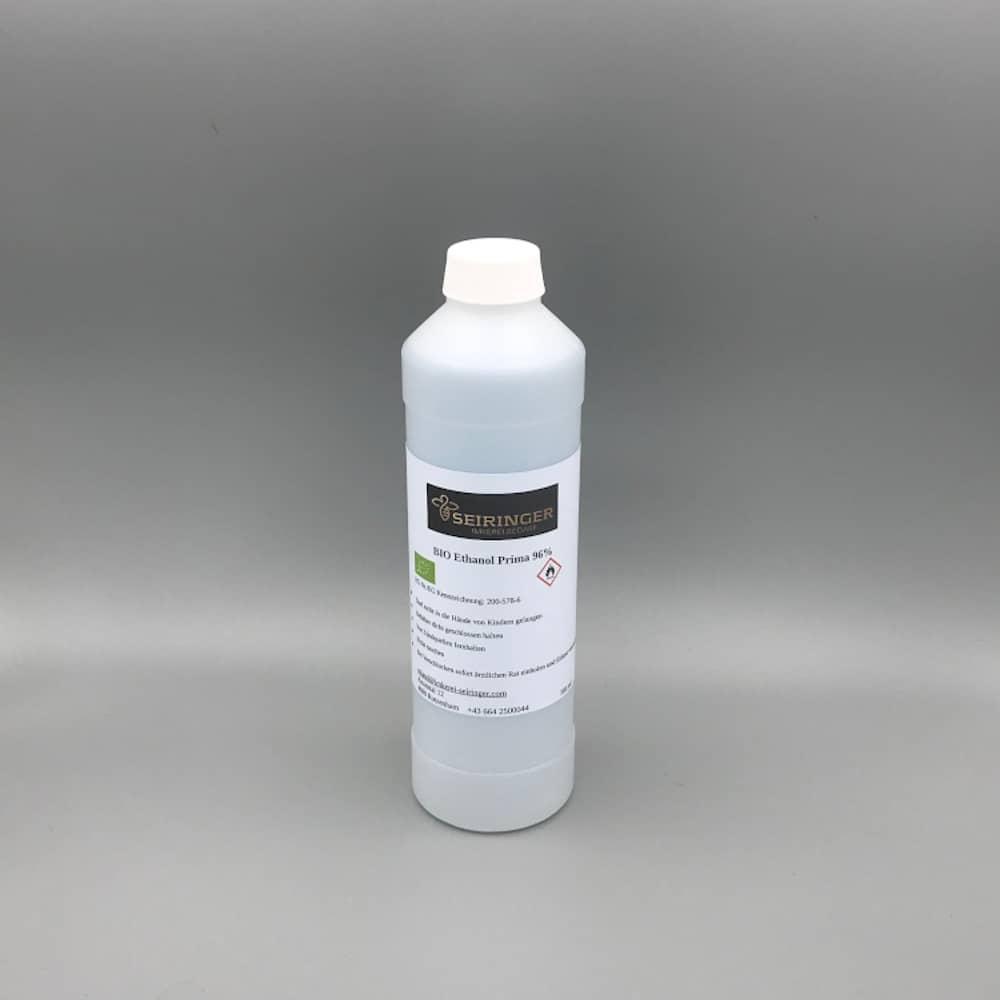 BIO Weingeist - Ethylalkohol - Alkohol 96%
