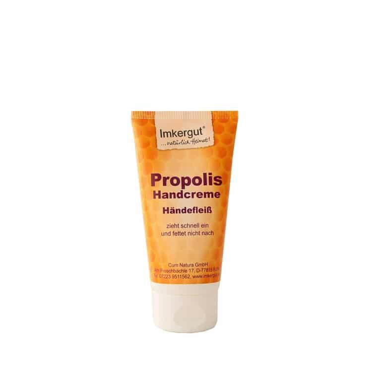 Propolis Handcreme auf Naturbasis