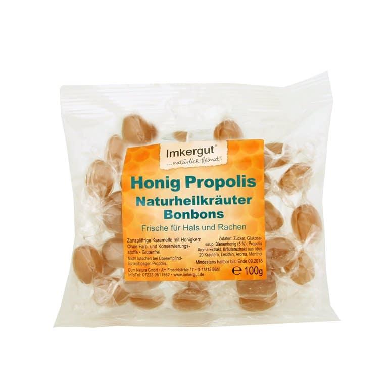 Honig Propolis Bonbons 100g