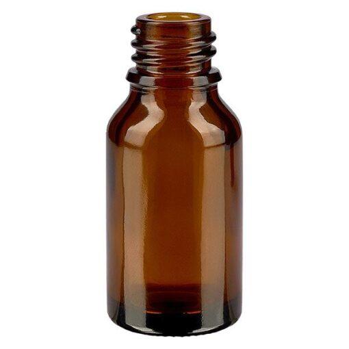 Tropfflasche aus Braunglas 30 ml